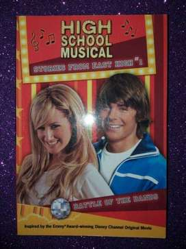High School Musical - Stories From East High #1 - Battle Of The Bands