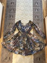 Плаття , сукня велюрова
