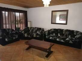 6 Seater Lounge Suite (3 Piece)