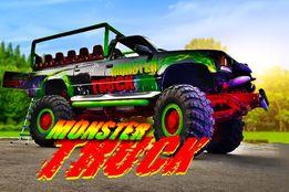 Monster-truck / Джип на больших колесах
