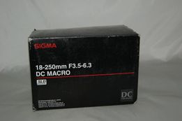 Sigma AF 18-250mm 3.5-6.3 DC Macro HSM Sony А Новый!