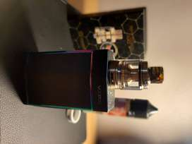Voopoo Box Mod Vape for sale with Accessories