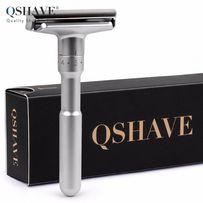 Новые cтанки для бритья Qshave с регулировкой мягкости бритья