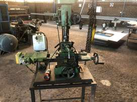 Bench Drilling and Milling Machine
