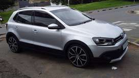 2012 Model Vw Cross Polo 6 1.4 Comfortline