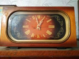 Часы Янтарь, производство СССР