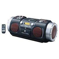 JVC BoomBlaster RV-DP100 портативный многофункц. музыкальный центр