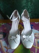 Sprzedam buty ślubne skórzane firmy RYLKO!