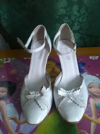 Sprzedam buty ślubne skórzane firmy RYLKO! Przeworsk - image 1