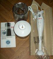 Погружной блендер Bosch MSM 6B300. Новый, в упаковке.