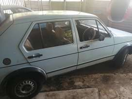 Vw golf rabbit 1974 4door automatic
