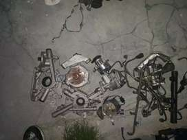 Parts for Ford transit