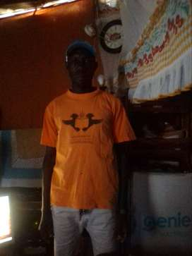 Malawian gardener/landscaper with own tools needs stay in or out work