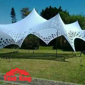 Stretch tent for sale and hire.