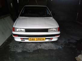 Toyota bubble 1.6 for sale