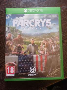 Farcry 5 on Xbox One