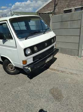 """Want to swap microbus for 50""""tv"""