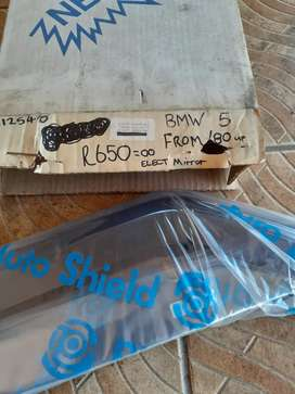 BMW E12 5 series front & rear slim windshields