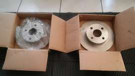 TOYOTA COROLLA 1.6 GLS Front Ventilated Brake Disc