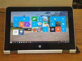 Hp laptop touch screen stil in good condition windows 10