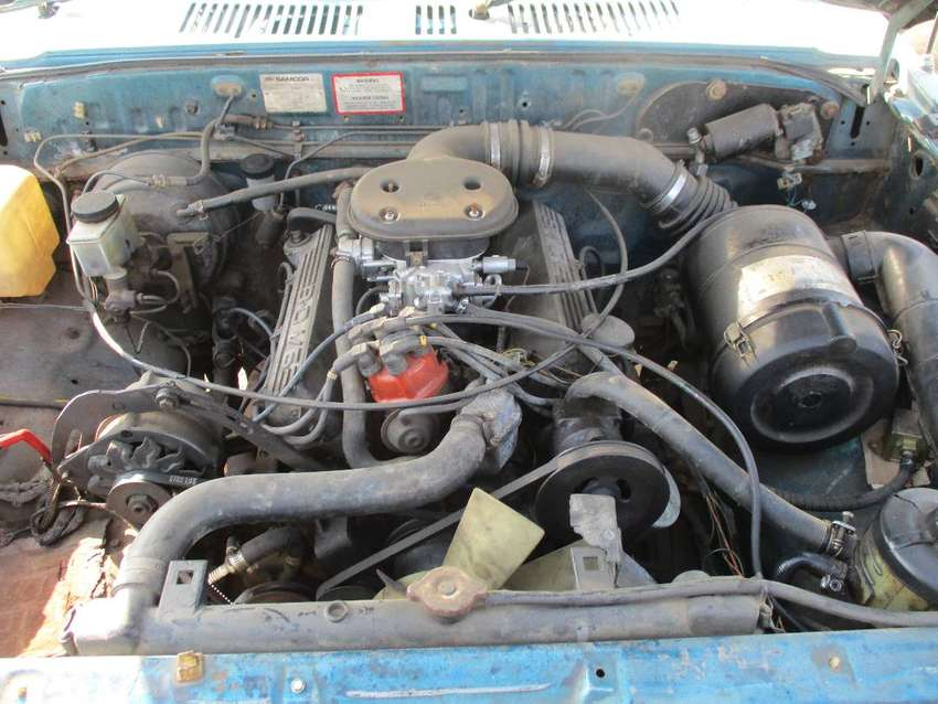 FORD COURIER BAKKIE 0