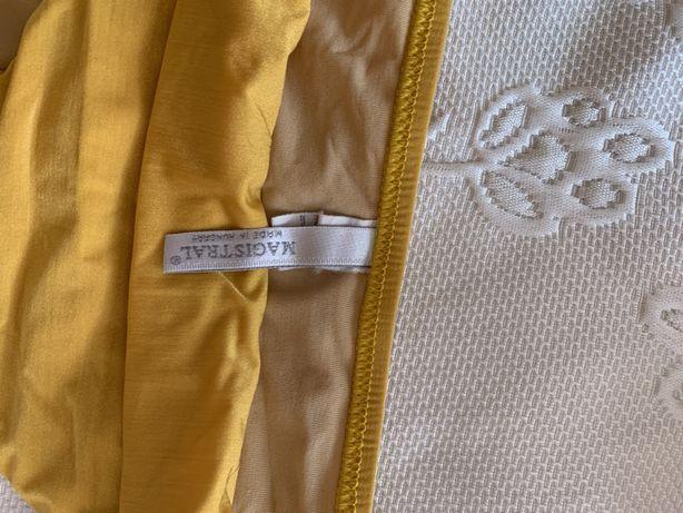 Желтый Купальник magistral с камнями сваровских Алексеевка - изображение 4