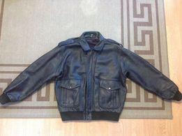 Куртка кожаная мужская Пилот ( производство Германия ).