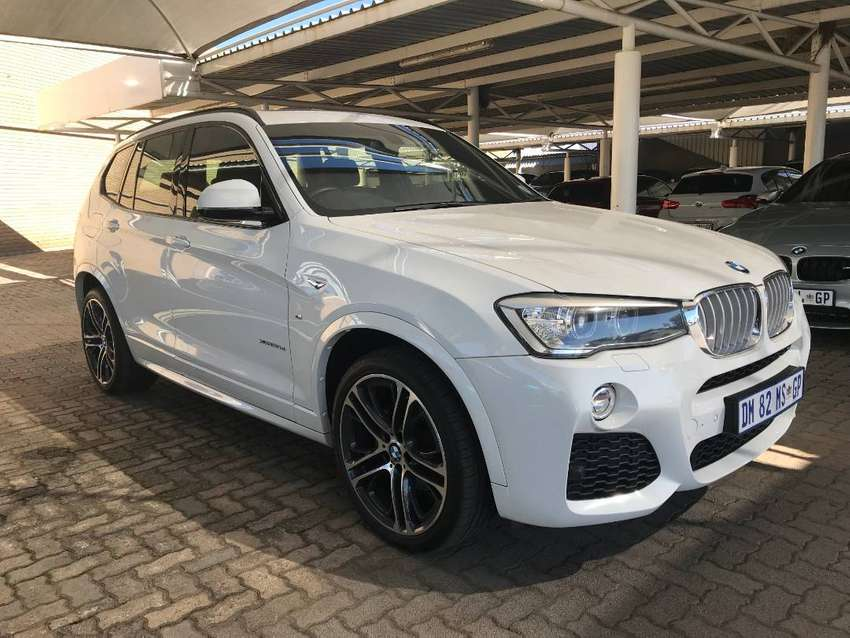 2015 BMW X3 M Sport 30d A/T for sale 0