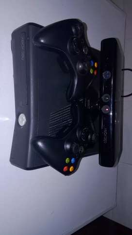 Xbox 360 with 18 games