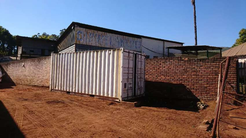 Container to rent per month 0