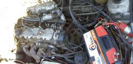 Opel Astra 2.0L for scrap