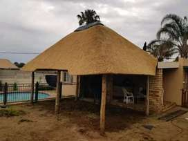 THATCHING LAPAS NEW AND REPAIRS