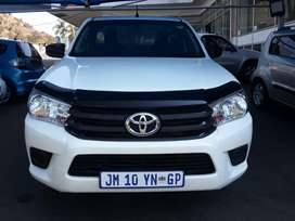 Toyota Hilux 2.4GD6 Single cab