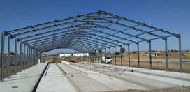 Carports and steel structure