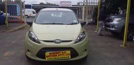 2010 Ford Fiesta 1.6 for sale