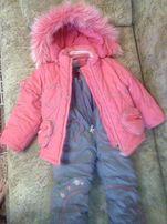 Детский комбинизон (зима)