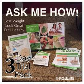 6 day trial pack