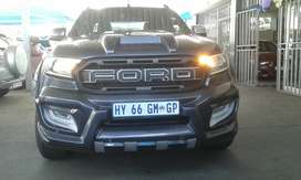 FORD RANGER 3.2 6SPEED 4X4 WILDTRACK DOUBLE CAB.