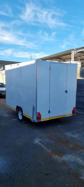Catering Trailers by Qtec