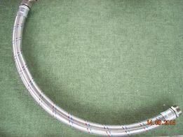 Wąż antywibracyjny z kolankiem 1x1 do hydroforów 700 mm Warszawa