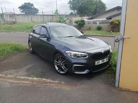 2015 Bmw 118i F20 M sport with M140i kit