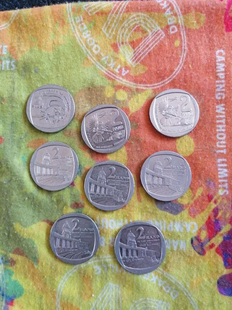 R2 coins for sale 0
