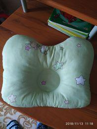 Продам ортопедическую подушечку для новорожденного.