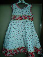 Распродажа Платье для девочки 5-6 лет