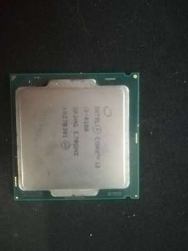 Core i3 6100 cpu only