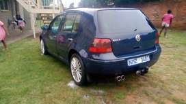 Vw Golf 4 1.6 for sale R45000 not negotiable