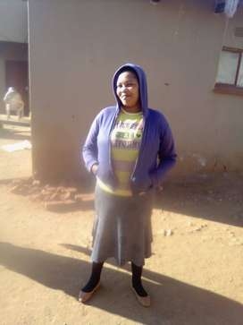 LESOTHO NANNY/MAID/CARE-GIVER/HOUSEKEEPER NEEDS WORK