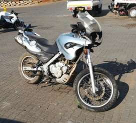 BMW F650 motorcycles for spares only