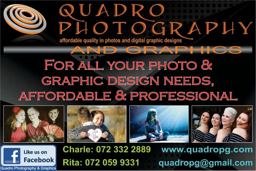 Photographer available
