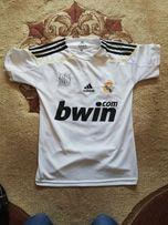 Real Madryt koszulka piłkarska juniorska